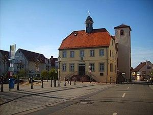 Altes Rathaus, Sandhausen, Germany