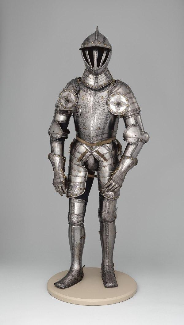 Armor of Ferdinand I, Holy Roman Emperor - Wikipedia