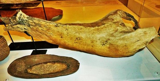 Australian Museum - Coolamons - Aboriginal Carrying Vessels