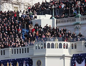 Barack Obama's 2009 presidential inauguration ...