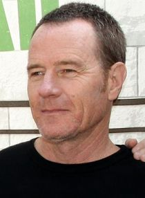 Bryan Cranston of AMC's 'Breaking Bad'