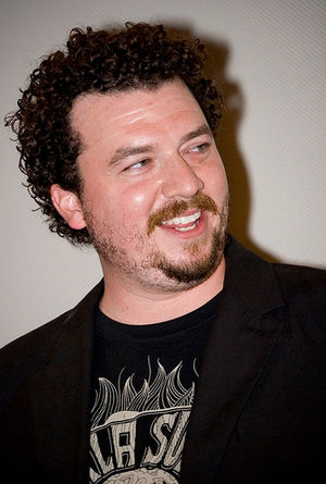 English: Danny R. McBride in March 2009 promot...