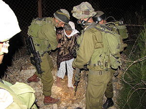 November 13, 2010. IDF soldiers rescued an eig...