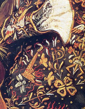 """English: Frans Hals, """"The Laughing Cavali..."""