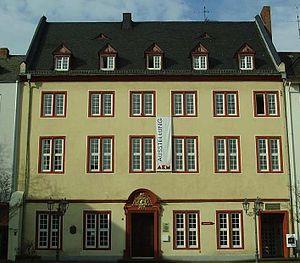 Haus Metternich in Koblenz (Germany)