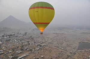 Experience a Hot Air Balloon Ride at the Pushk...