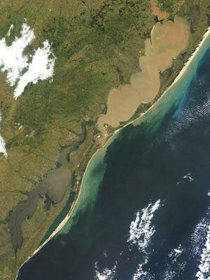 Lagoa dos Patos a maior lagoa no Brasil