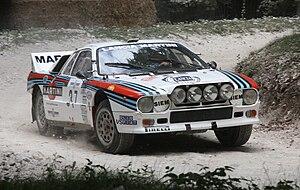 Pirelli Cinturato,Lancia Rally 037
