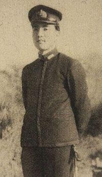 「中曽根康弘元首相 海軍」の画像検索結果