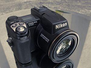 English: Photo of an E5700.
