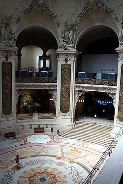 Palais De La D 233 Couverte Wikipedia