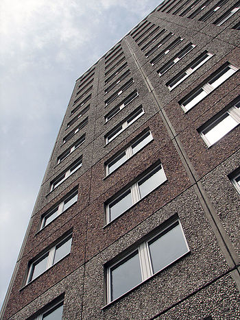 Stasi HQ building, Berlin, Germany