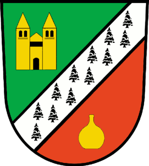 Coat of arms of Baruth