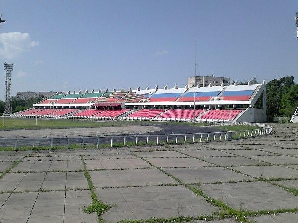 Строитель (стадион, Набережные Челны) — Википедия