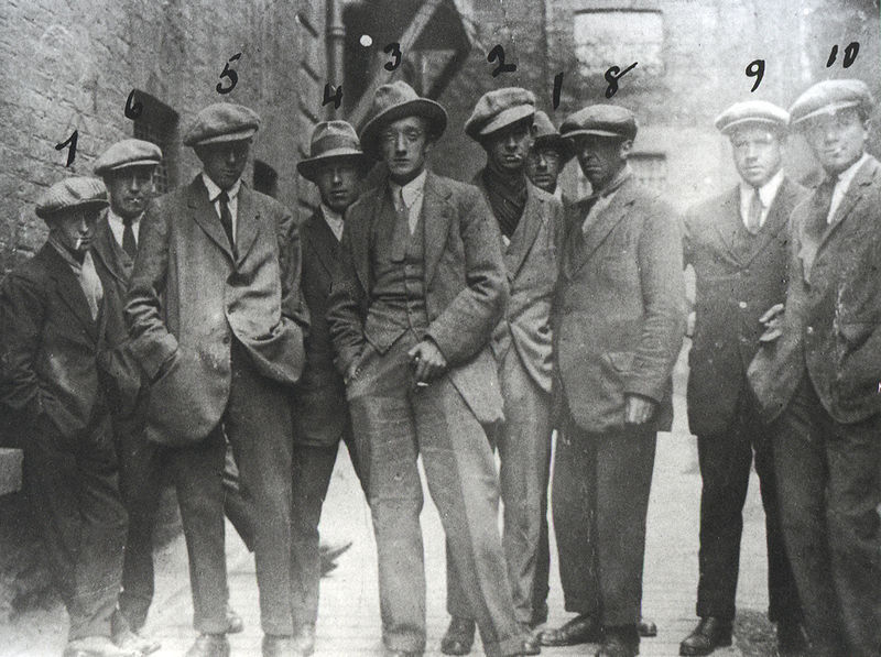 The Cairo Gang was a group of British Intelligence agents who were sent to Dublin during the Irish War of Independence to conduct intelligence operations against prominent members of the Irish Republican Army (IRA). Most of these men were killed on November 21, 1920.