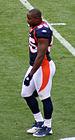 D. J. Williams, a player on the Denver Broncos...