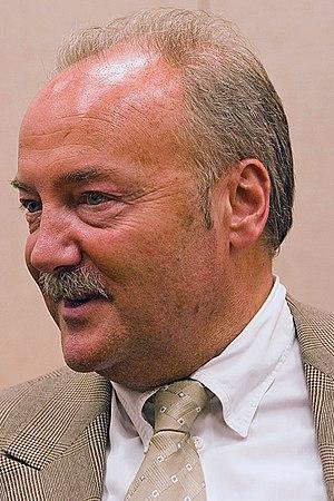 British politician George Galloway.