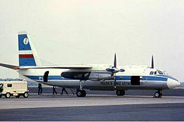 Авария Ан-24 во Вроцлаве — Википедия