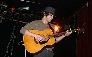 Langhorne Slim performing at the NorthSix in B...
