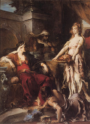 English: Herodias