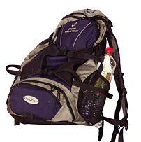 Ein Outdoor Rucksack