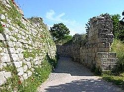 חומת טרויה