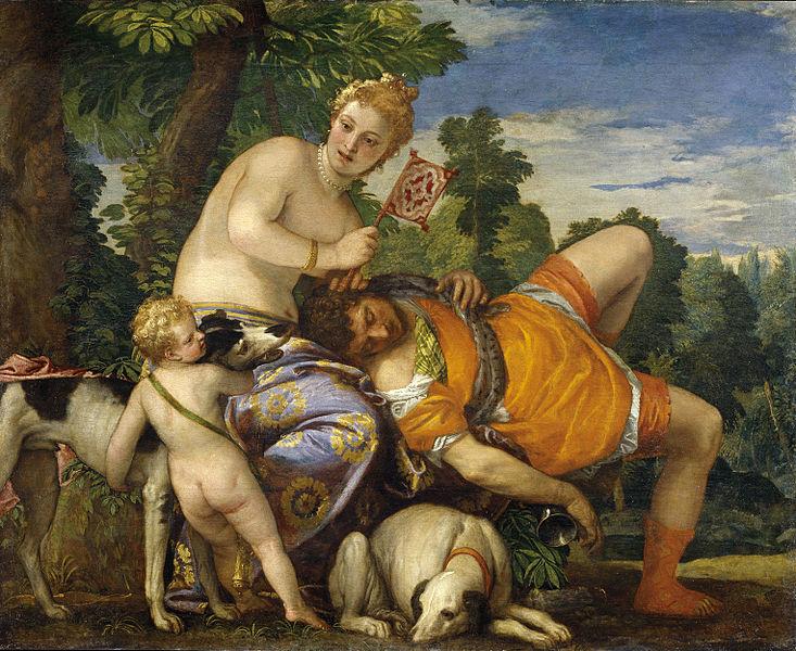 File:Venus y Adonis (Veronese).jpg