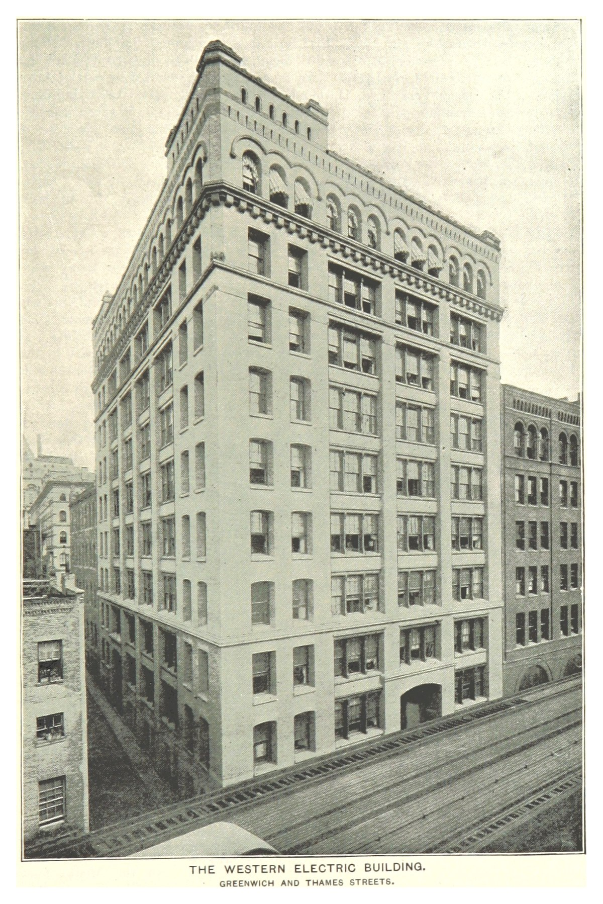 Western Electric Company Wikipdia