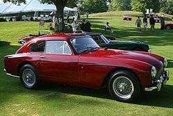 1958 Aston Martin DB Mark III