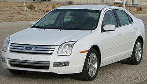 2006 Ford Fusion photographed in USA. Category...