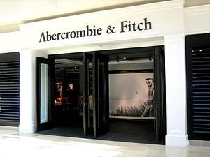 The image of Abercrombie & Fitch today.