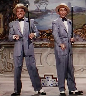 Bob Hope and Bing Crosby...