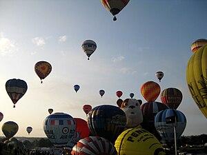 Bristol Balloon Fiesta 2009-20