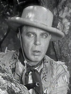 English: Hoot Gibson in Cavalcade of the West