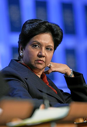 Indra K. Nooyi, Chairman and Chief Executive O...