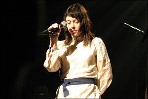 Islaja live at Avanto Festival, Gloria, Helsin...