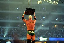 Mr Kennedy Became Mr Money In The Bank At Wrestlemania  But Was Unable To Cash In The Contract