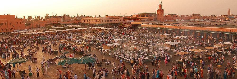 Jamaa Lefna, Marrakech