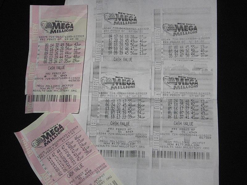 File:Mega Millions tickets.jpg