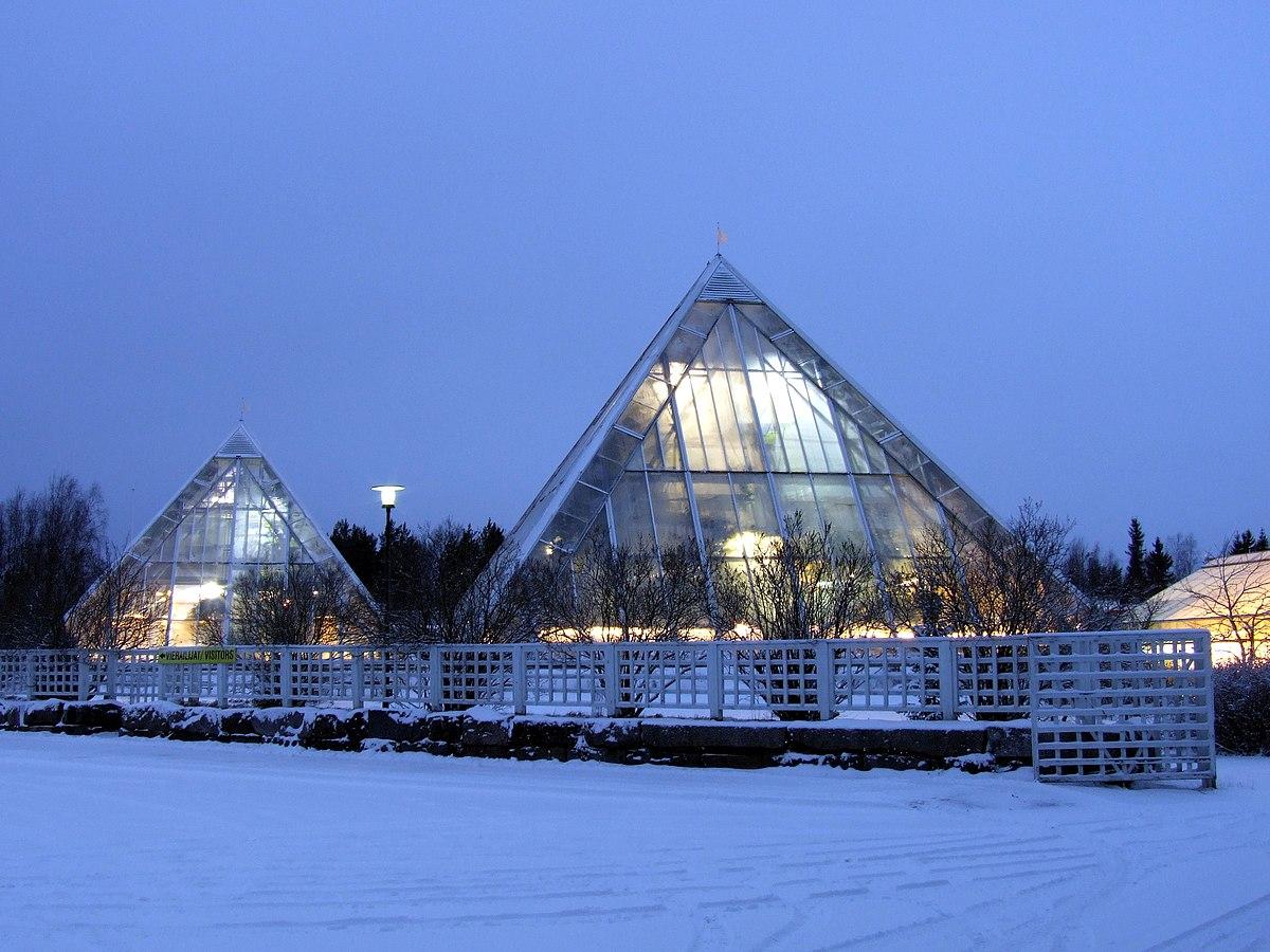 University Of Oulu Botanical Gardens Wikipedia