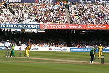Cricket is the most popular sport in Pakistan
