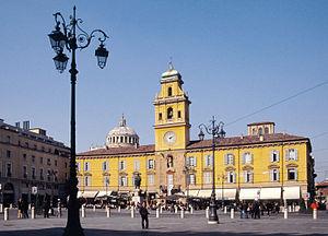 Palazzo del Governatore, Parma