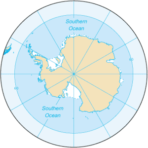 Southern Ocean - en