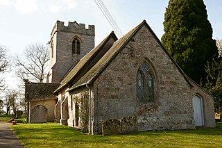 St Peter's, Abbots Morton