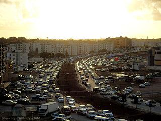 Города Ливии — Википедия