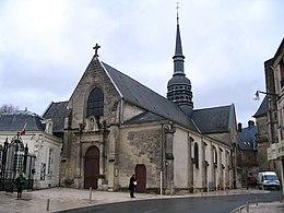 Eglise de Villers-Cotterets GR11