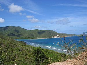 Reef Bay and Virgin Islands National Park (St....