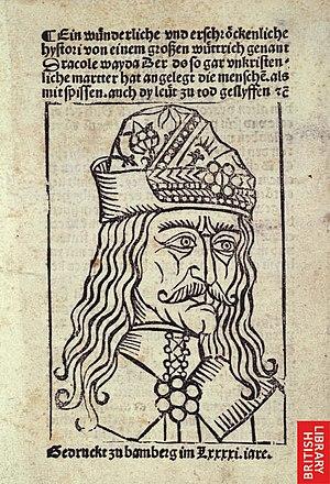 Vlad Tepes - Blatt 1