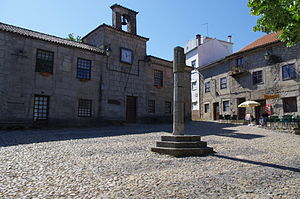 Center of the Town of Belmonte -- A Center for...