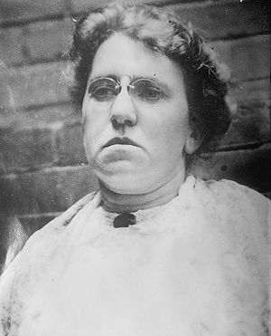 Emma Goldman (1869-1940), anarchist